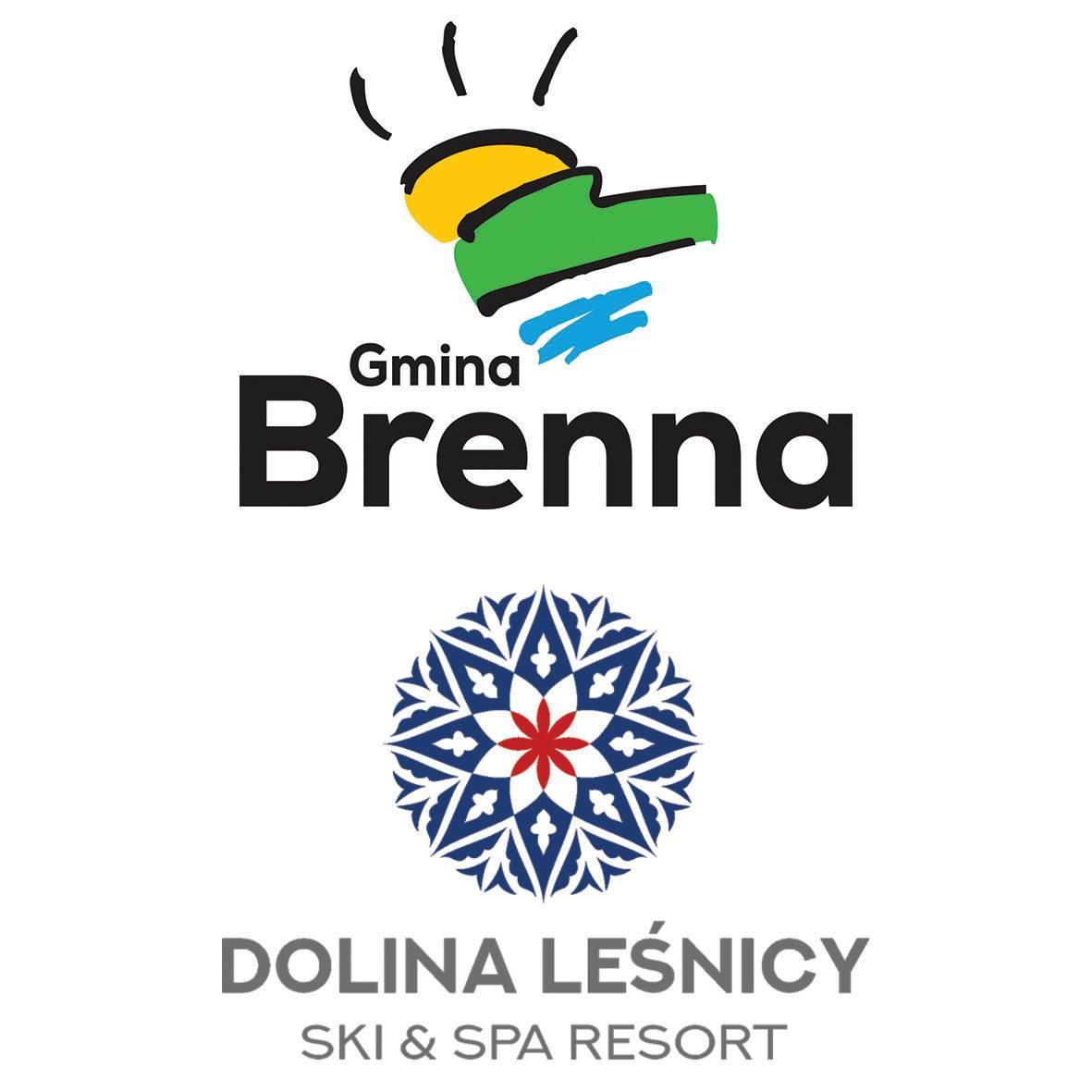 Loga Gminy Brenna i Doliny Leśnicy